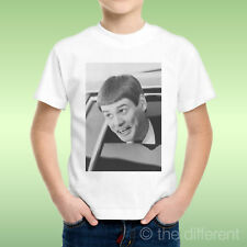 T-Shirt Child Boy Jim Carrey Dumb Plus dumb Gift Idea