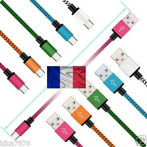 Cable-tresse-chargeur-usb-couleur-pr-iphone-5-5C-5S-6-6S-SE-7-8-plus-X-ipad-Air