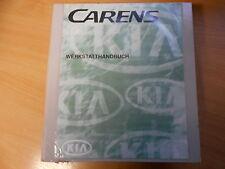 Werkstatthandbuch KIA Carens (Benziner) 2000/2001