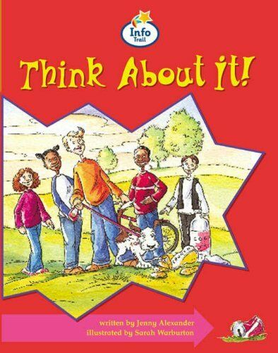 Think about it!: Book 15 (Literacy Land) by Coles, Martin Paperback Book The
