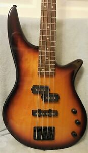 Jackson Spectra JS2 Active Passive Electronics with P and J Pickup