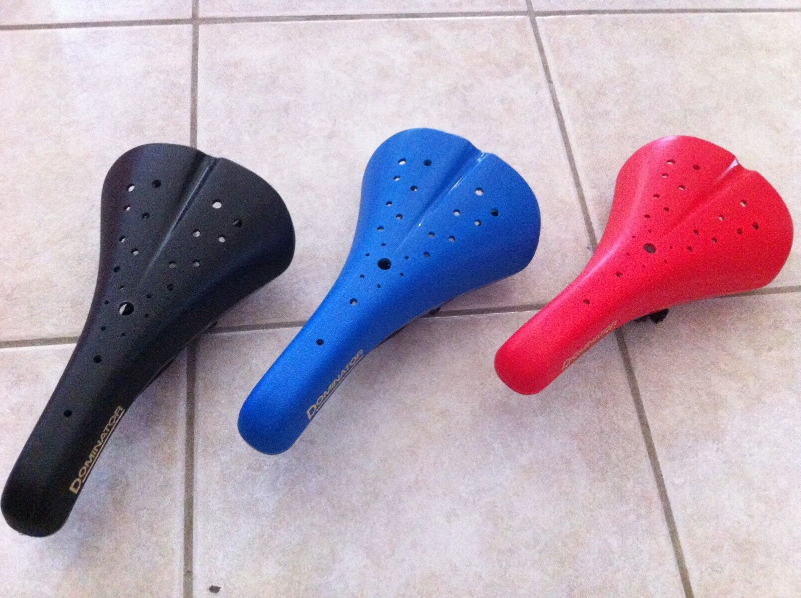 1980s Tough MRS-2H Old School Kashimax RS Plastic BMX Saddle Seat 7 Colors