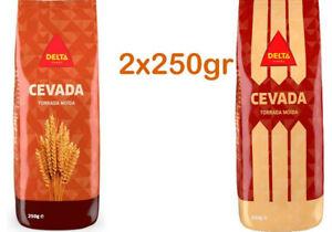 DELTA-arrostito-terra-D-039-ORZO-ORZO-caffe-sostituto-cevada-CAFFEINE-FREE-500g