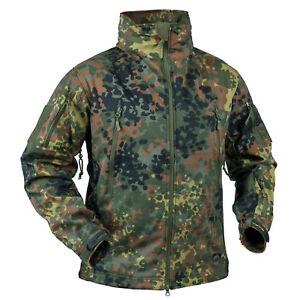 Helikon-Tex-GUNFIGHTER-Jacket-Windblocker-Jacke-Flecktarn-Bundeswehr-BW-Outdoor