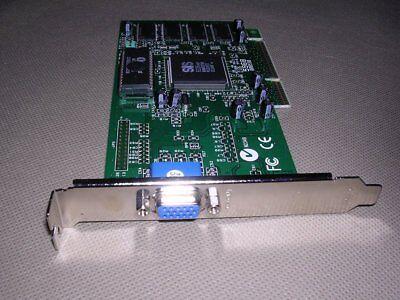 Pine PT 5968 8MB Graphics Card SIS 6326