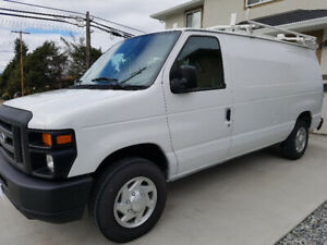 Well Maintained Work Van Ford E150
