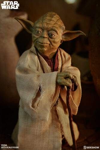 V Yoda Sixth Scale 1//6 Action Figure by Sideshow Collectibles STAR WARS EP