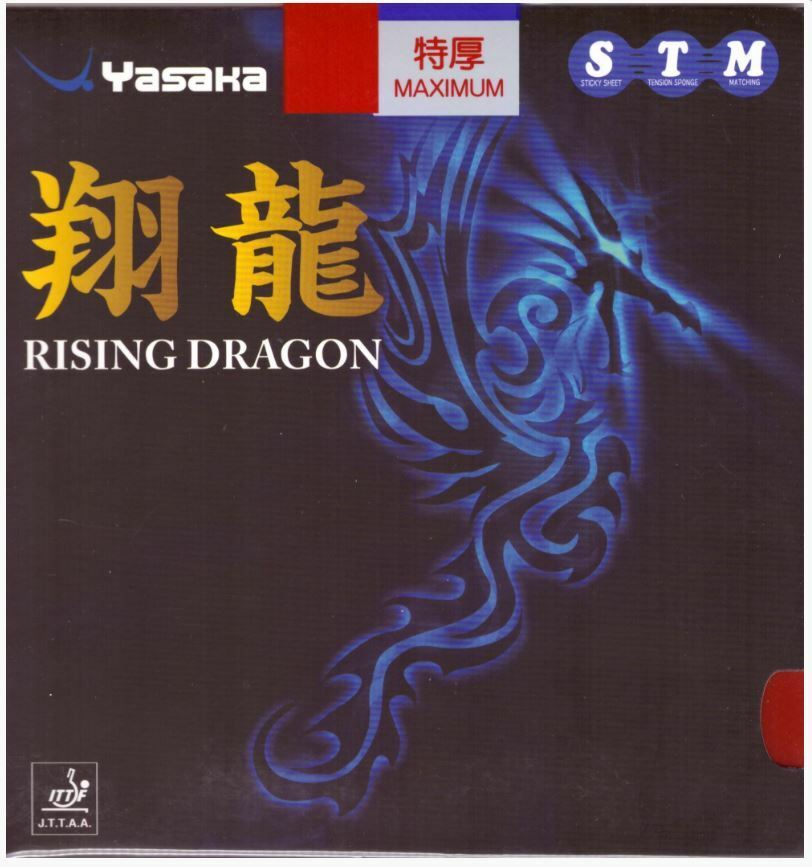 Yasaka Rising Dragon max Table Tennis Ping Pong Rubber (SALE)