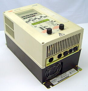abb ach 500 ach501 003 4 00p2 variable frequency drives ebay. Black Bedroom Furniture Sets. Home Design Ideas