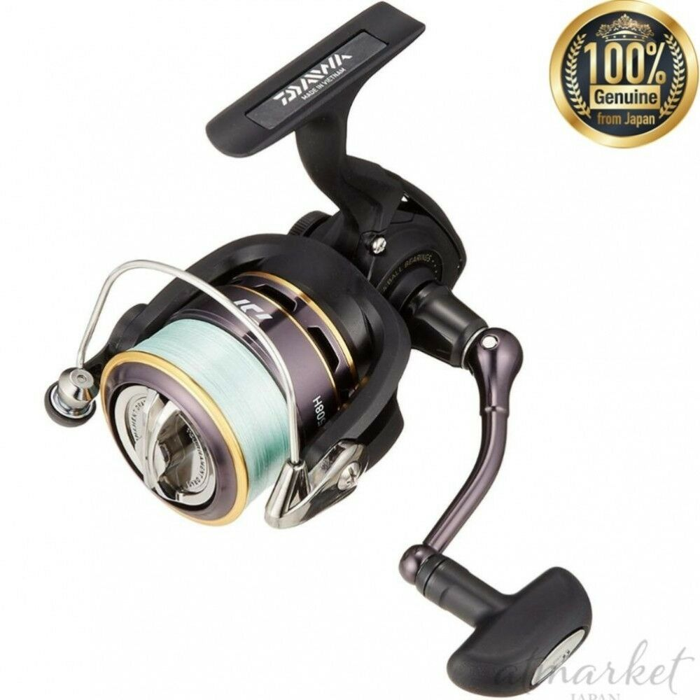DAIWA Spinning reel 16 Legal 2508H With PE (2500 Tailles) Fishing from JAPAN nouveau