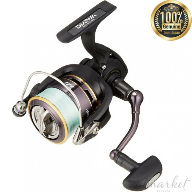 DAIWA Spinning reel 16 Legal 2508H With PE (2500 sizes) Fishing from JAPAN NEW