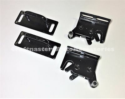 Combo Leer 700 Tonneau 2 Rotary Latches And 2 C Strikers 83514 83515 80351 Ebay