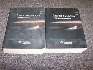 2009 hyundai sonata repair manual free
