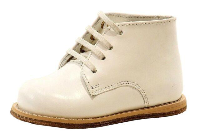 Josmo Kids/' Unisex Walking Shoes First Walker Toddler 1-4 Years White