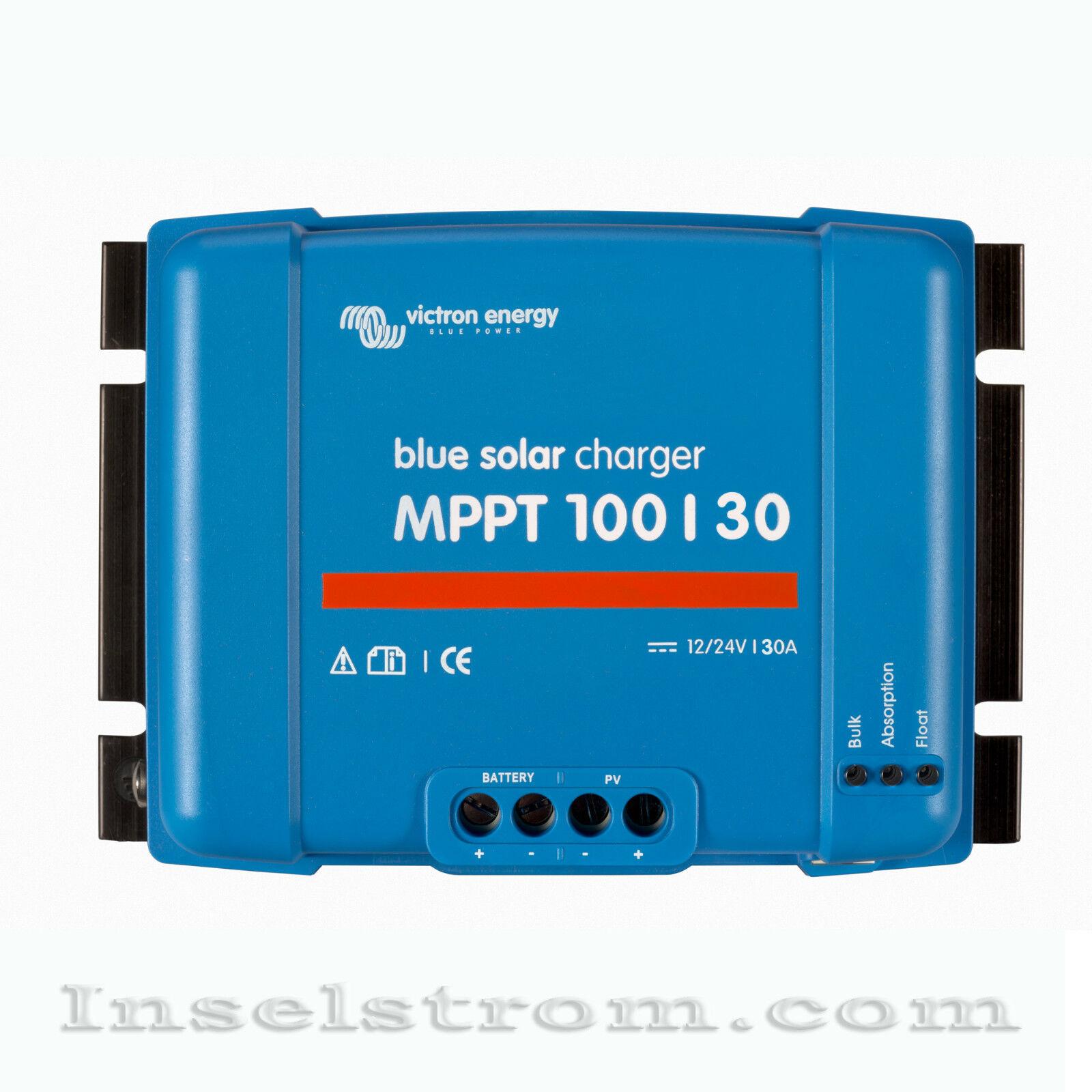Victron MPPT BlauSolar MPPT Victron 100/30 (12/24V-30A) Solar Laderegler 4b24ec