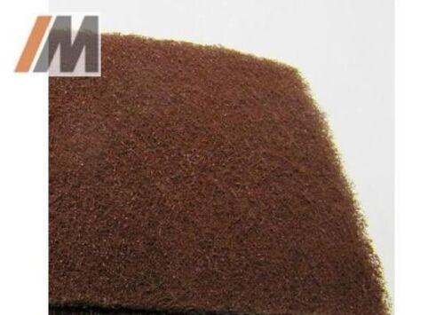 Scotchbrite Set Federstahl CrNi-Stahl 1.4310; 0,55-1,0mm; L//B 250mm//100mm
