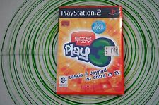 EYE-TOY PLAY 3 nuovo ps2 pal
