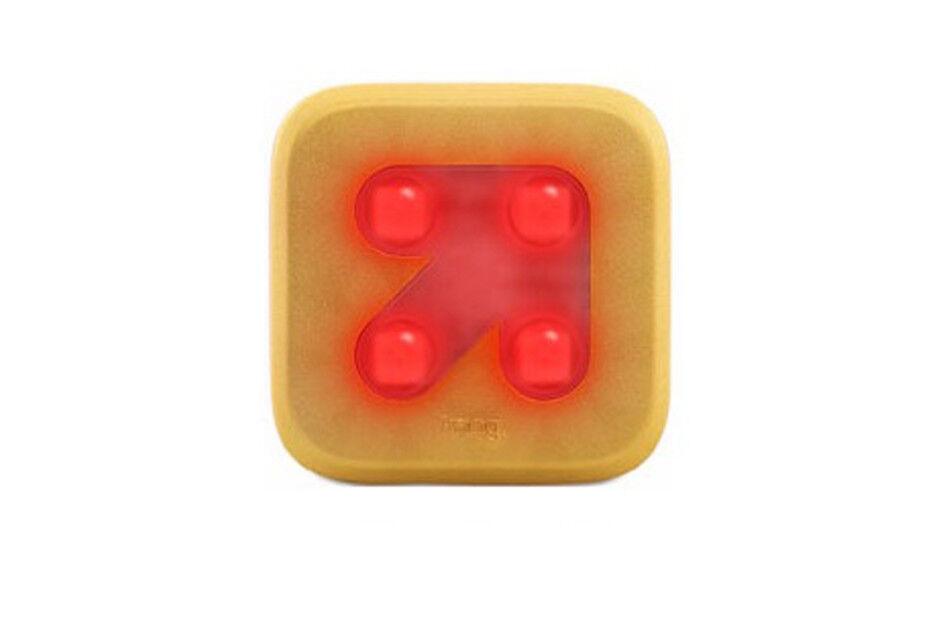 Knog Blinder Luce Posteriore oro oro oro ARROW Led Rosso Pista Fisso Strada Sicurezza | Prezzo Moderato  | Vinci molto apprezzato  e9f37a