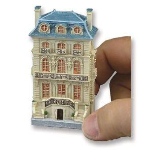 Dollhouse Miniature Doll House by Reutter Porcelain
