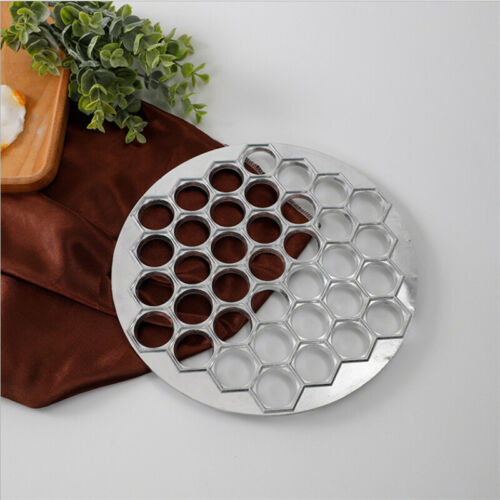 37 Holes Dumpling Mould Maker Ravioli Maker Kitchen Dough Press Cutter Mold