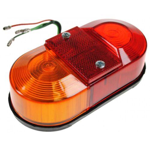 Britax 5 Function Trailer Rear Combination Lamp Light MP036B