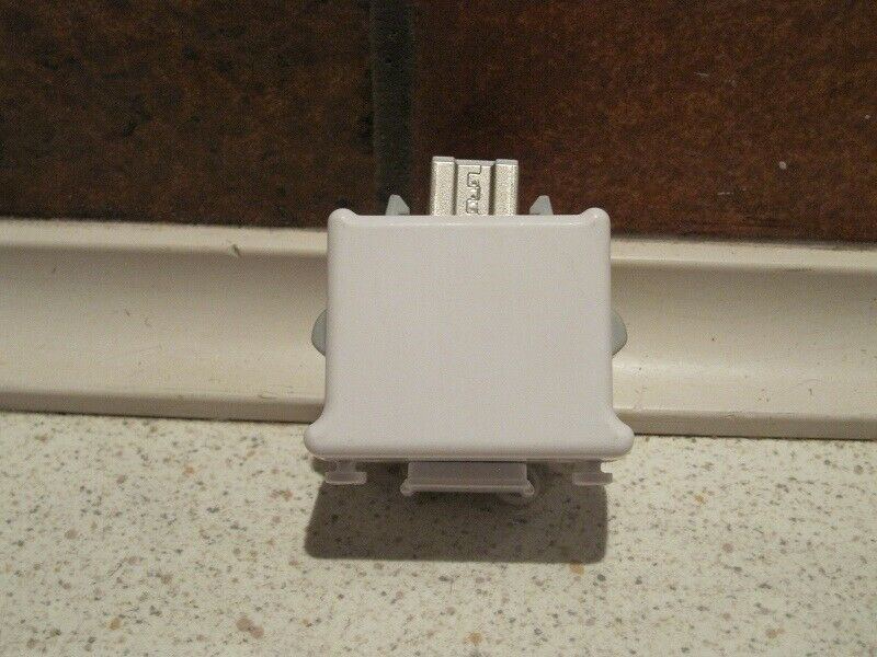 Nintendo Wii, Motion Plus Adapter (RVL-026) (hvid),