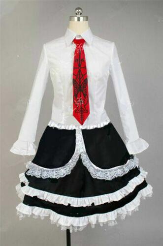 Details about  /Dangan Ronpa Danganronpa Celestia Ludenberg Dress Cosplay Costume !67