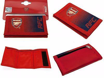 Arsenal FC Nylon Wallet
