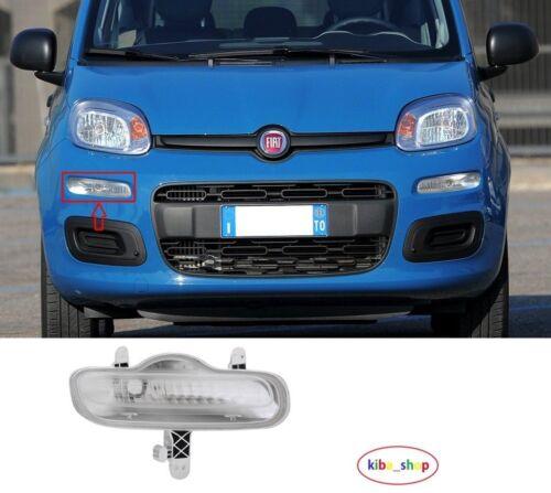 Fiat Panda 2012-Front De Circulation Diurne lampe côté droit chauffeur O//S nouveau