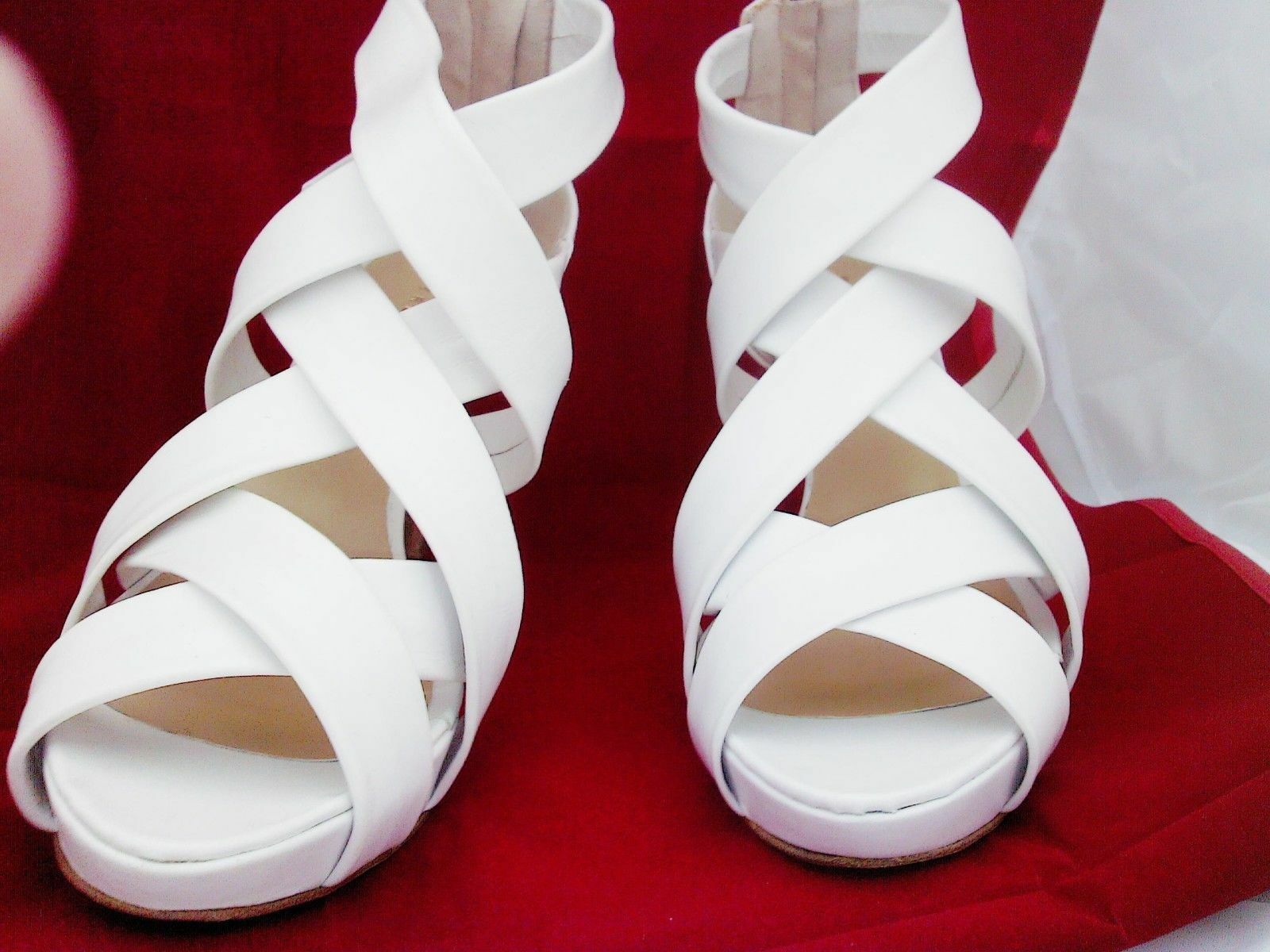 Shoes White for Baldinini TREND summer shoes for White women white euro size 38 77cb76