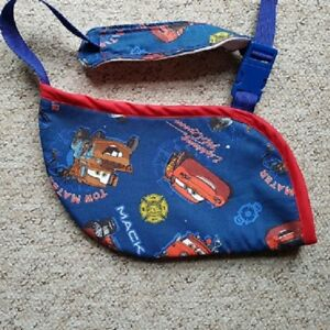 Kids-Arm-Sling-Disney-Cars-L-or-R-Broken-Wrist-Arm-C-039-bone-Ages-2-6-Express-Post
