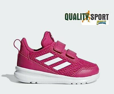 Instancabile Adidas Altarun Fucsia Scarpe Shoes Bambina Infant Sportive Sneakers Cg6819 2019