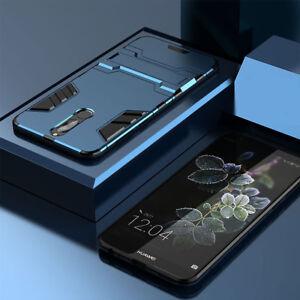 Pour-Huawei-Mate-10-Lite-Antichoc-Mat-Hybride-Bequille-Armure-Slim-Housse-Etui