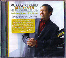 Murray PERAHIA: BEETHOVEN Piano Sonata No.28 String Quartet No.12 CD St. Martin