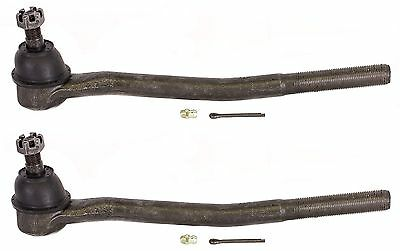 Moog New Inner /& Outer Tie Rod End PairS For Comet Cougar Maverick 69-70 Mustang