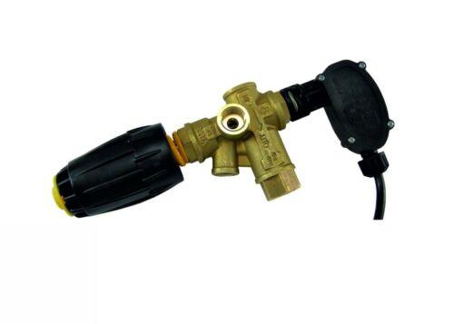 Genuine TECOMEC réglable VRT3 valve d/'échappement rapide avec contacteur de pression