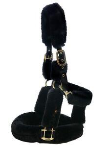 Kentucky-Horsewear-Lammfell-Transporthalfter