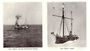 1923-Wild-SHACKLETON-039-S-LAST-VOYAGE-Photographs-PRE-DATES-BOOK-2