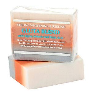 Premium-Maximum-Whitening-Peeling-Soap-w-Glutathione-Arbutin-amp-Kojic-acid-Wow