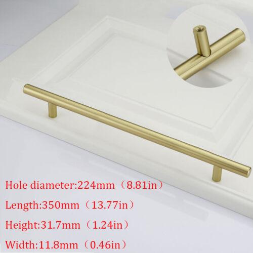 Alloy Cabinet Handles Modern Simple Bedroom Closet Drawer Knob Hardware Pulls
