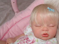 Custom made reborn newborn fake baby lifelike doll reva Ariella Noah boy girl