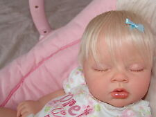 Custom made reborn newborn fake baby lifelike doll reva Ariella Noah boy girl