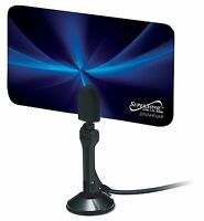 Supersonic Over The Air Flat Digital Signal Set Hd Hdtv Tv Antena Antenna