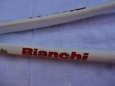 """Vintage Bianchi fork alloy 6061 1"""" inch heat treated"""