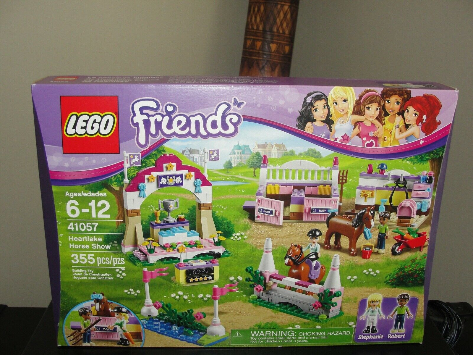 LEGO FRIENDS  HEARTLAND HORSE SHOW  NEW UNOPENED