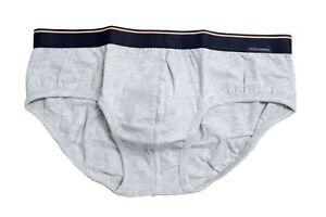 Dolce-amp-Gabbana-Gray-Men-039-s-Briefs-Sz-6-US-L