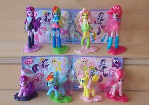 MY-LITTLE-PONY-COMPLETE-SET-WITH-ALL-PAPERS-KINDER-SURPRISE-2015
