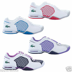 2f35003ed62 Lacoste Repel 2 SPW Women s MBS600 Tennis Trainers Indoor Court ...