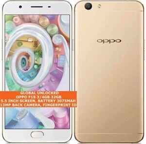 """Oppo F1s 3/4gb 32gb Octa-Core 13mp Digitales 5.5 """" Double SIM Android Smartphone"""