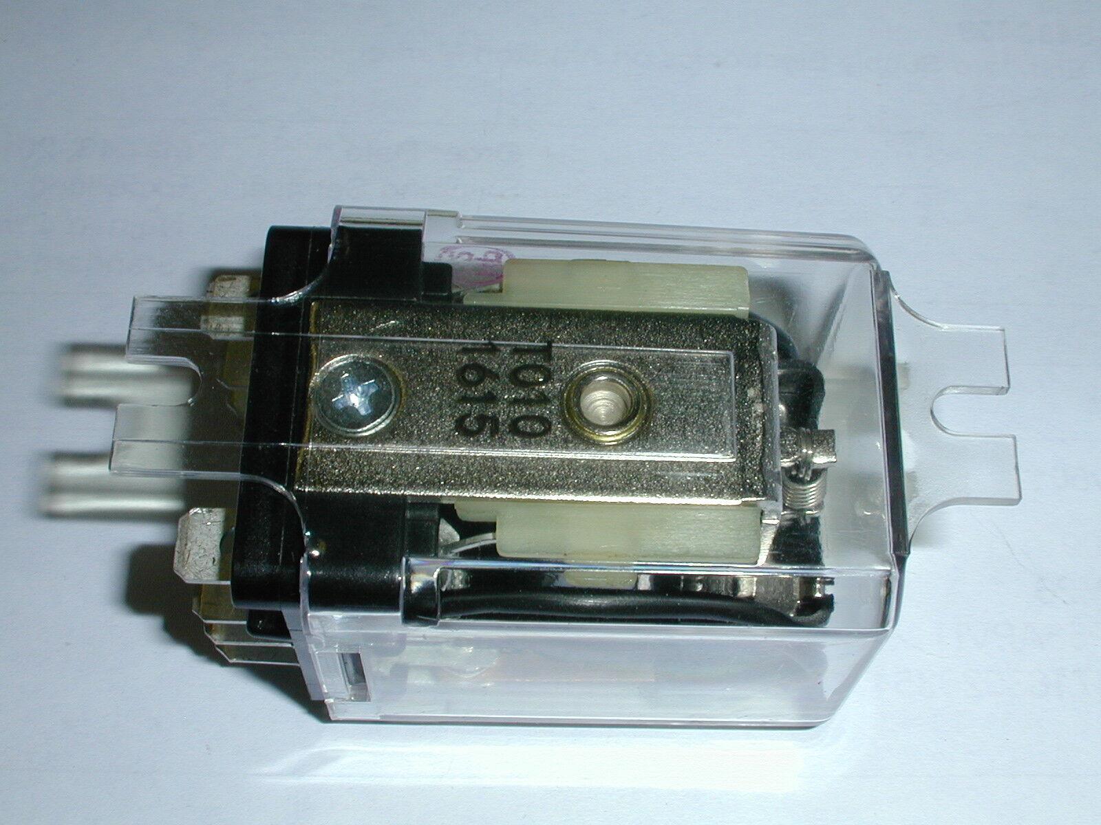 1PCS HG2-DC12V DIP HG Series 20A DPDT 12 VDC Plug-In General Purpose Cube PoweBe